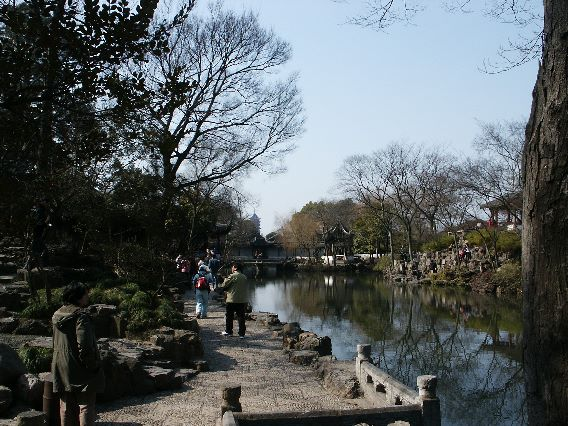 Ornamental ponds