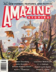 Amazing Stories, May 1991