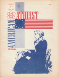 American Atheist, August 1975