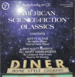 CD, American Science-Fiction Classics, 2010