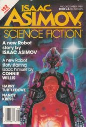 Isaac Asimov's Science Fiction, Mid-December 1989