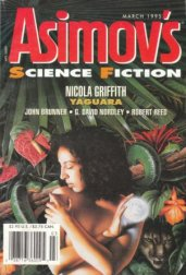 Asimov's Science Fiction, March 1995