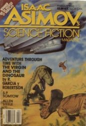 Isaac Asimov's Science Fiction, February 1992
