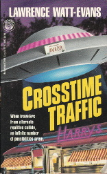 Del Rey edition of Crosstime Traffic