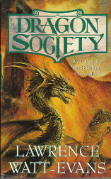 The Dragon Society, 1st printing