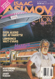 Isaac Asimov's Science Fiction, August 1991