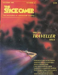 The Space Gamer, October 1980