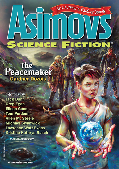 Asimov's, Mar-Apr 2019