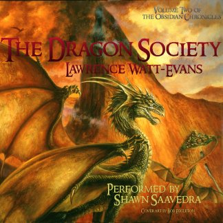 audiobook of The Dragon Society
