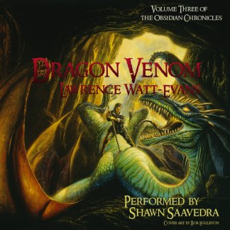 audiobook of Dragon Venom