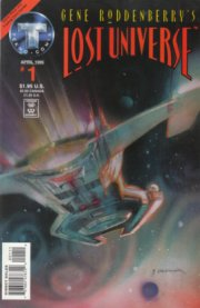 Gene Roddenberry's Lost Universe #1