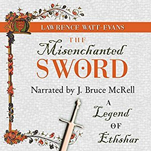Audiobook of The Misenchanted Sword