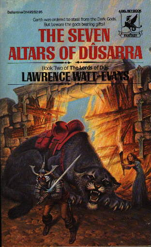 The Seven Altars of Dusarra
