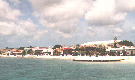 The Cozumel Waterfront