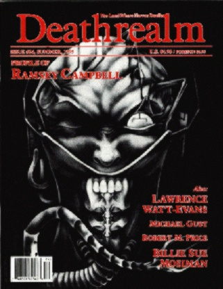 Cover of Deathrealm 24