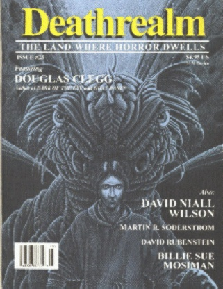 Cover of Deathrealm 25
