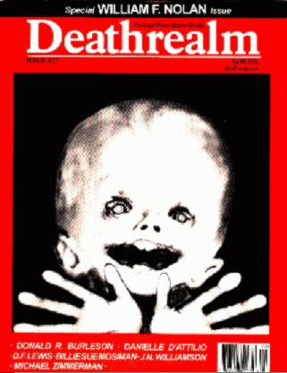 Cover of Deathrealm #27