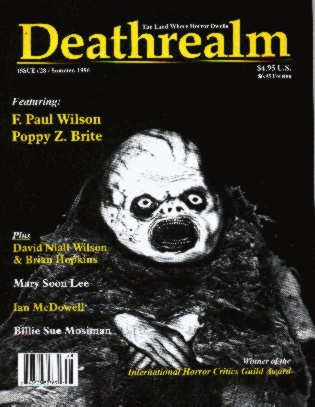 Cover of Deathrealm #28