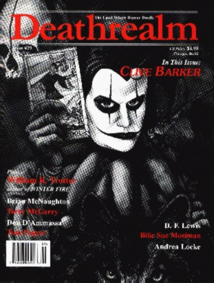 Cover of Deathrealm #29
