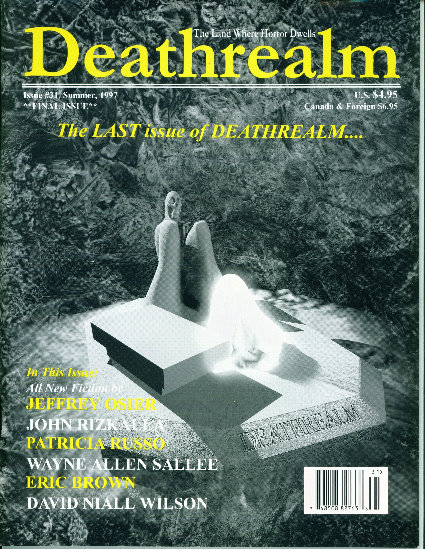 Cover of Deathrealm #31