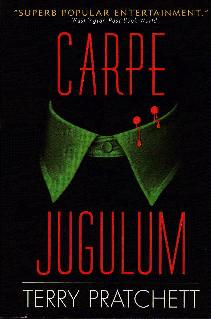 Cover of CARPE JUGULUM