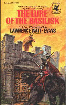 The Lure of the Basilisk, later printings