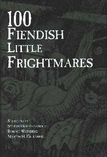 100 FIENDISH LITTLE FRIGHTMARES cover