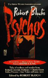 The Cover of ROBERT BLOCH'S PSYCHOS