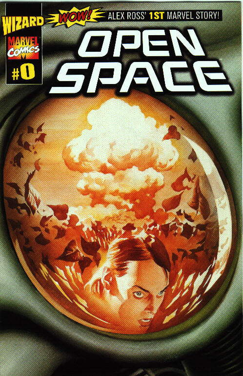Cover of OPEN SPACE #0