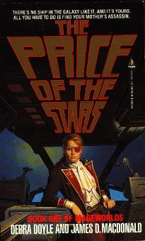 Cover of PRICE OF THE STARS