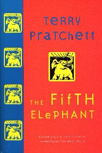 Click to see the cover of THE FIFTH ELEPHANT full-size