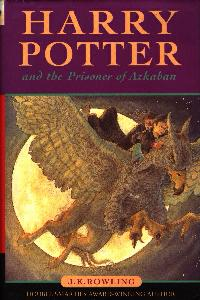 Click to see the cover of HARRY POTTER AND THE PRISONER OF AZKABAN full-size