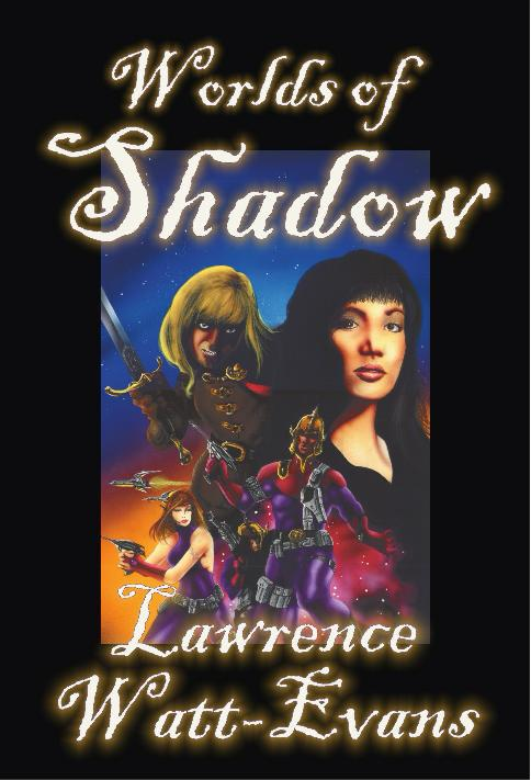 Cover of Worlds of Shadow
