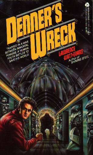 Cover of DENNER'S WRECK