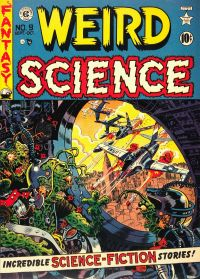 Weird Science #9