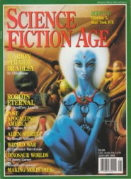 Science Fiction Age #2, January 1993